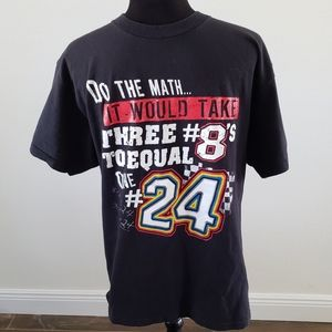 B2G1 Men's NASCAR Jeff Gordon 24 Graphic Tee